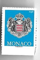 MONACO  - Timbre De Carnet N° 3062 De 2017 - Unused Stamps