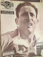 Revue BUT CLUB LE MIROIR DES SPORTS  N° 602 De 1956 : COUVERTURE JEUX OLYMPIQUES MELBOURNE  MIMI MOUMOUNE MIMOUN - Sport