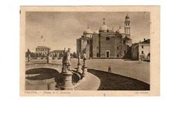 Italia Italie Venetie Veneto PADOVA Chiesa Di S Giustina  14-6-1932 - Padova (Padua)