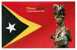 TIMOR-LESTE 2002 Independence: Presentation Pack UM/MNH - Osttimor