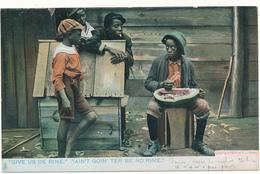 BLACK AMERICANA - Give Us De Rine - Black Americana