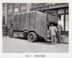 1949 - Iconographie Documentaire - Camion Benne Sovel - FRANCO DE PORT - Camions