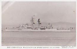 Escorteur        229        Escorteur D'escadre DU CHAYLA - Warships