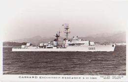 Escorteur        232        Escorteur D'escadre CASSARD - Warships