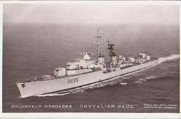Escorteur        246        Escorteur D'escadre CHEVALIER PAUL - Warships