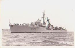 Escorteur        285        Escorteur D'escadre DU CHAYLA - Warships