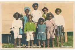 TRINIDAD - School Children - Trinidad