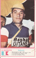 Cyclisme ,  R Mastrotto , Palmarès, Photo Miroir Sprint - Radsport