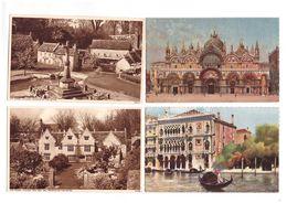 Lot 665 Cartes Postales à Forte Majorité étrangères , Cartes Scannées Incluses - Cartes Postales