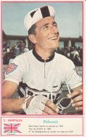 Cyclisme , T Simpson , Palmarès, Photo Miroir Sprint - Radsport