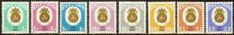 Île De Man 1982 Yvertnr. Timbres-taxe 25-32 *** MNH Cote 17,50 Euro - Man (Ile De)