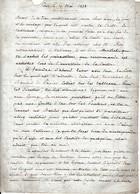 Paris19 Mai 1828 - Tableaux, Restauration De Tableaux, Argenterie Convoyée Par Diligence, Disposition Testamentaire... - Historical Documents
