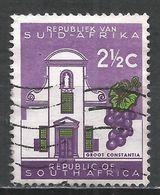 South Africa 1964. Scott #292 (U) Groot Constantia * - Afrique Du Sud (1961-...)