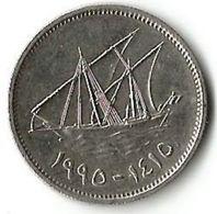 Lot 1 Pièce De Monnaie  20 Fils - Kuwait
