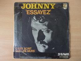 Johnny Hallyday - Essayer - Rock