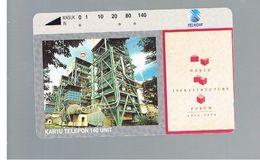 INDONESIA - TELKOM  - 1994 WIF   - USED - RIF. 10379 - Indonesia