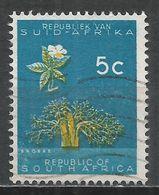 South Africa 1966. Scott #293 (U) Baobab Tree * - Afrique Du Sud (1961-...)