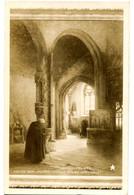 CPA  EGLISE De BRETAGNE (Salon 1908 ) 1910 - Peintures & Tableaux
