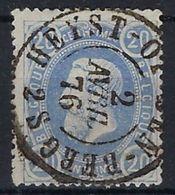 Nr. 31 Met DC Stempel HEYST OP DEN BERG ; Staat Zie Scan ! Inzet Aan 5 € ! - 1869-1883 Léopold II