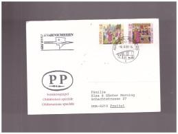 SVIZZERA - 9 9 1989 OBLITERAZIONE SPECIALE - Pro Patria