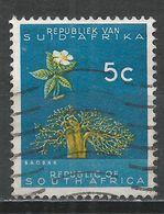 South Africa 1973. Scott #379 (U) Baobab Tree * - Afrique Du Sud (1961-...)