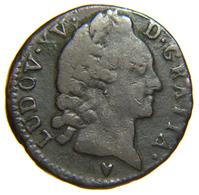 LOUIS XV - Liard D'Aix (1769 - & - AIX En PROVENCE) - 987-1789 Monete Reali