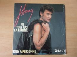 Johnny Hallyday - Ne Tuez Pas La Liberté - Rock