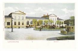Luneburg Bahnhof  HERAUSGABE - Gares - Sans Trains