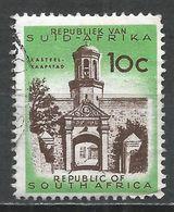 South Africa 1964. Scott #295 (U) Castle Entrance, Cape Town * - Afrique Du Sud (1961-...)