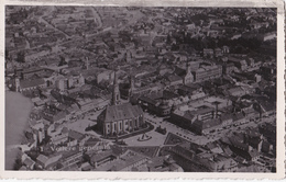 Roumanie / Romania - CLUJ - Vedere Generala - 1937 - (état Moyen) Photo Originale - Roumanie