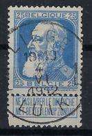 Nr. 76 Met Stempel LIEGE 1L LUIK   ; Staat Zie Scan ! Inzet Aan 5 € ! - 1905 Grosse Barbe