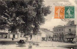 - CHALAIS - La Place Et Arbre De La Liberté - - France
