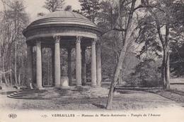 (78) VERSAILLES - Hameau De Marie-Antoinette - Temple De L'Amour - Versailles (Château)