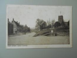 ANGLETERRE NORTHAMPTONSHIRE WEST STREET EARLS BARTON - Northamptonshire