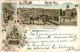 Gruss Aus Luxembourg - - Luxembourg - Ville