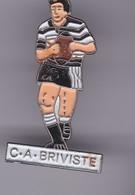 RUGBY CA  BRIVISTE - Rugby