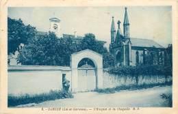 CANCON - L'Hospice Et La Chapelle - France