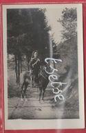 Cerfontaine ...environs -  Cavalier Allemand - Carte Photo (voir Verso ) - Cerfontaine