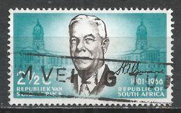 South Africa 1966. Scott #314 (U) Dr. Hendrik F. Vermoerd (1901-1966) Prime Minister * - Afrique Du Sud (1961-...)