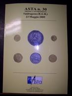 Catalogo Asta Inasta N. 30 - 23 Maggio 2009 (Monete E Cartamoneta) - Libri & Software