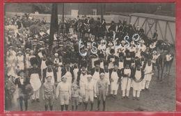 Cerfontaine - Groupe De Marcheurs  ... Marche St. Lambert - Carte Photo  (voir Verso ) - Cerfontaine