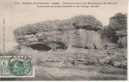 Soudan-Falaises Dans Les Montagnes Du Macina. - Soudan