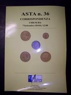 Catalogo Asta Inasta N. 36 - 7 Settembre 2010 (Monete E Cartamoneta) - Libri & Software