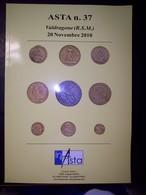 Catalogo Asta Inasta N. 37 - 20 Novembre 2010 (Monete E Cartamoneta) - Libri & Software