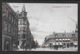 ESBJERG - Kongensgade Set Fra Toruet - Dänemark