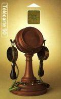Télécarte 50 : Téléphone Mildé 1892 - Téléphones