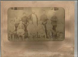 LONGWY (MEURTHE ET MOSELLE) PHOTO CLASSE DU COLLEGE 1900.1901 (PHOTO J DAVID LEVALLOIS PERRET) - Lieux