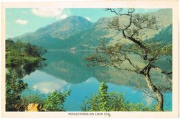 28154. Postal  LOCH ECK (Argyll And Bute) Scotland - Dunbartonshire