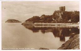 28155. Postal  MAIDEN ISLAND, Oban (Argyll And Bute) Scotland - Dunbartonshire