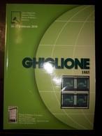 Catalogo Ghiglione 75° Asta Di Filatelia Del 26/27 Febbraio 2010 - Cataloghi Di Case D'aste
